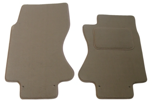 Jaguar S Type Interior Carpet Mats - Post 2002 models - Right Hand Drive